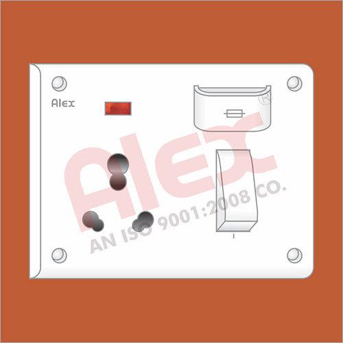 6 AMP 16 AMP 5 In 1 I.S.I Switchboard