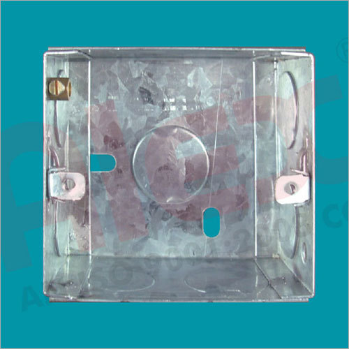 1M And 2M Concealed Metal Box