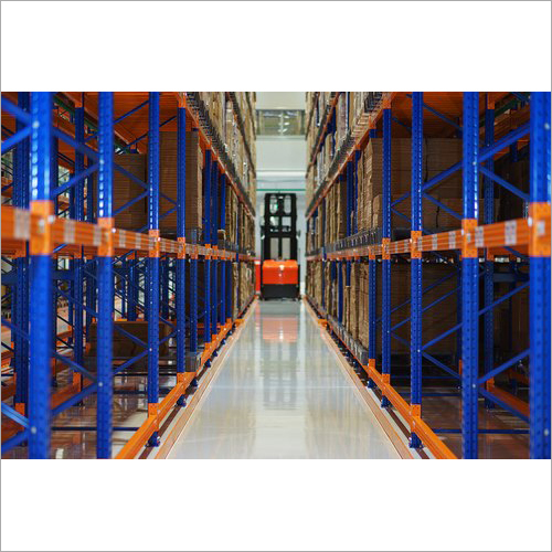 Pharma Industry Heavy Duty Racks