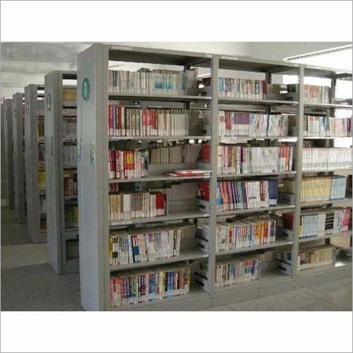 Library Books Rack