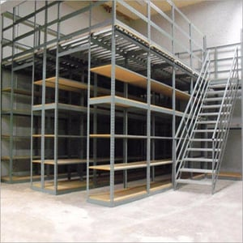 Mezzanine Storage Floor Rack