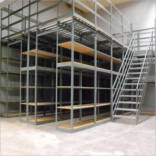 Mezzanine Storage Floor Rack