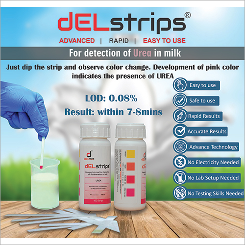 Urea Reagent Test Strip