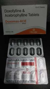 Doxofylline & Acebrophylline Tablets