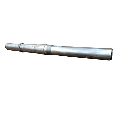 Forging Hollow Shaft Machining