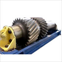 Forging Pinion Gear Roller Shaft