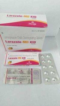 Lansoprazole Orally Disintegrating Tablets