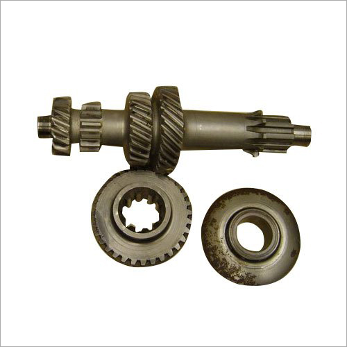 Gearbox Shaft And Gears