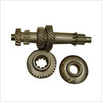 FORGING Gearbox Shaft And Gear