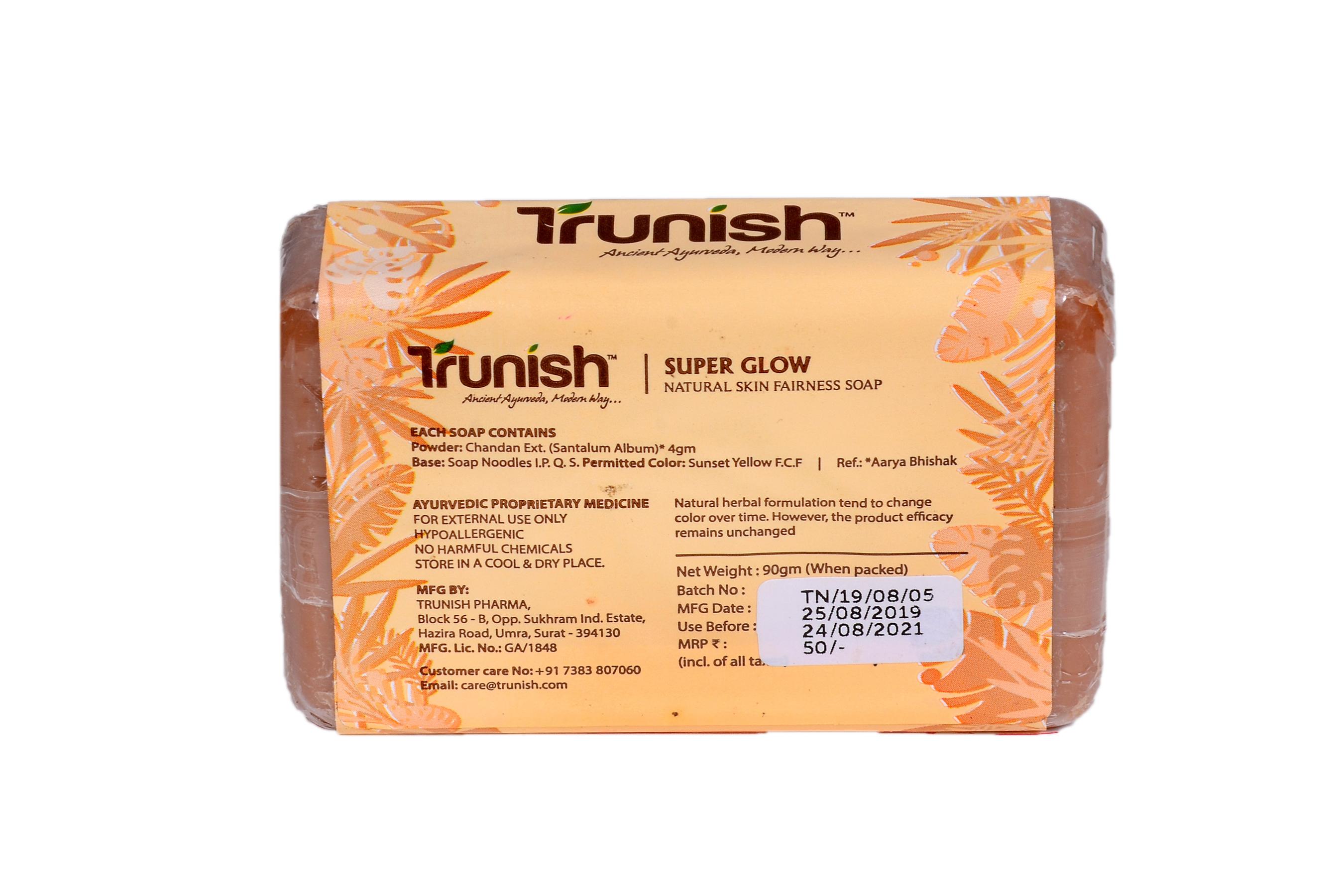 Herbal Sandalwood Soap