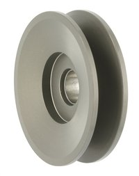 Single Groove V Pulley