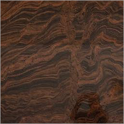 Dark Brown Granite Slab