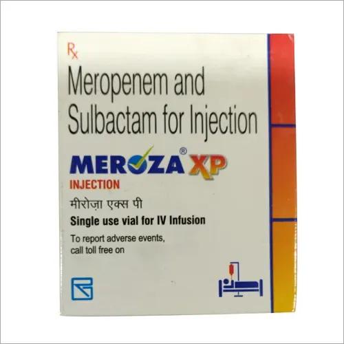 Meropenem & Sulbactam Injection