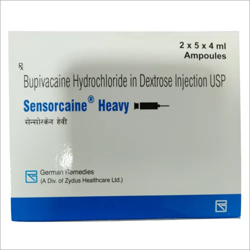 Bupivacaine Hydrochloride Injection USP