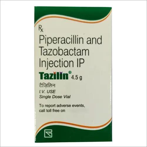 Piperacillin & Tazobactam Injection IP