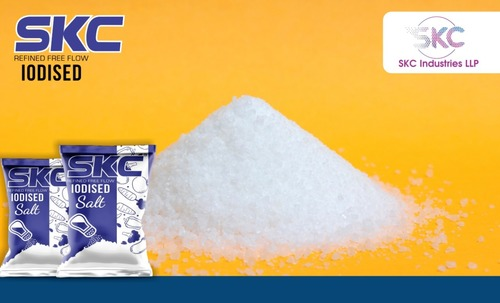 Iodized Free Flow Salt