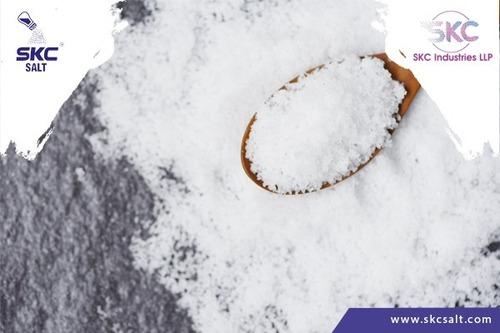 Industrial Raw Salt
