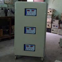 Three Phase Air Cold Servo Voltage Stabilizer