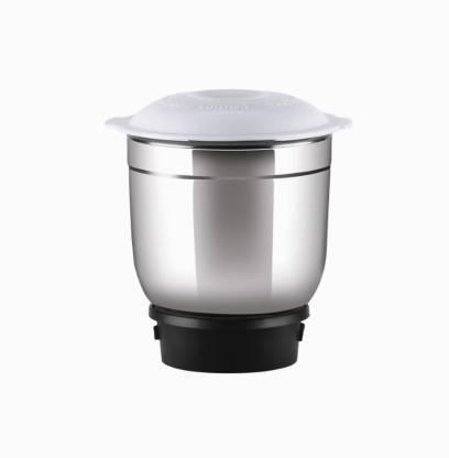 Pigeon Jx4 Gusto 550 W Mixer Grinder  (White, 3 Jars)