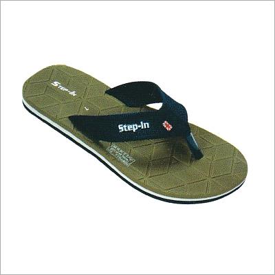 Mens Daliy Wear Plain Slipper
