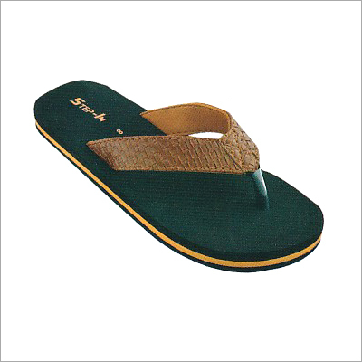 Mens Plain Slipper