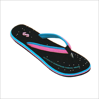 Ladies 6 Size Slipper