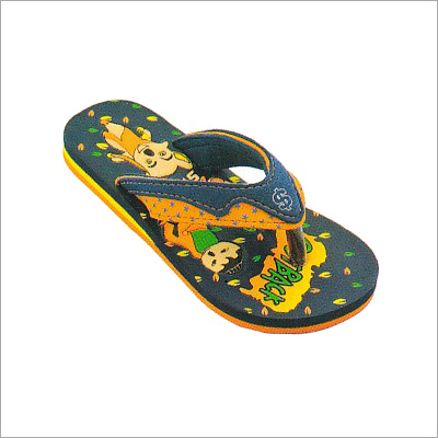 Kids Printed Slippers