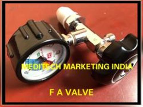 F A VALVE (FINE ADJUSTMENT VALVE)