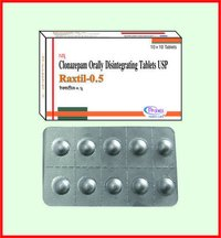 Raxtil-0.5mg Tablets