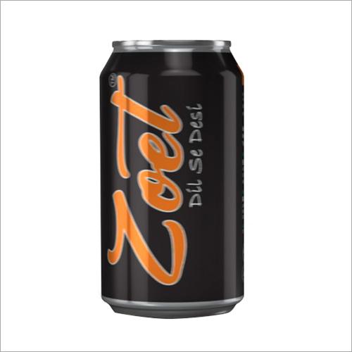 Orange Flavour Soft Drink