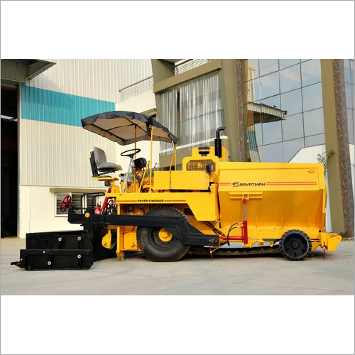 Sarvatman Road Paver Finisher