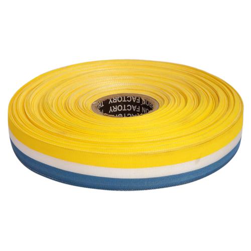 GG Medallion - Blue, White, Yellow