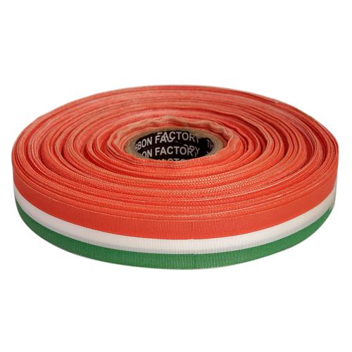 GG Medallion - Orange, White, Green