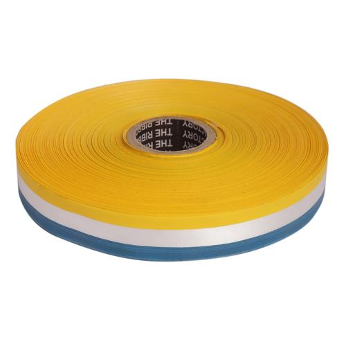 SS Medallion - Yellow, White, Blue