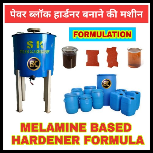 Melamine Based Hardener Formula