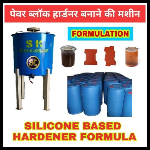 Silicone Based Hardener Formula