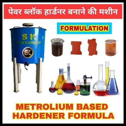 Metrolium Based Hardener Formula