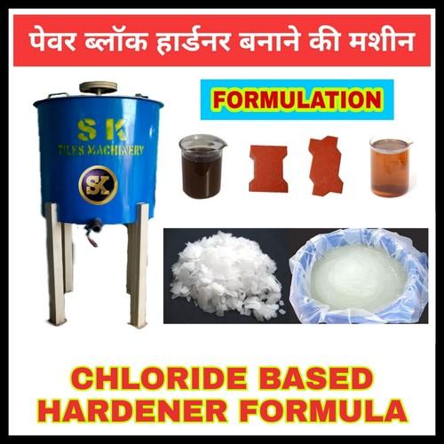 Chloride Based Hardener Formula