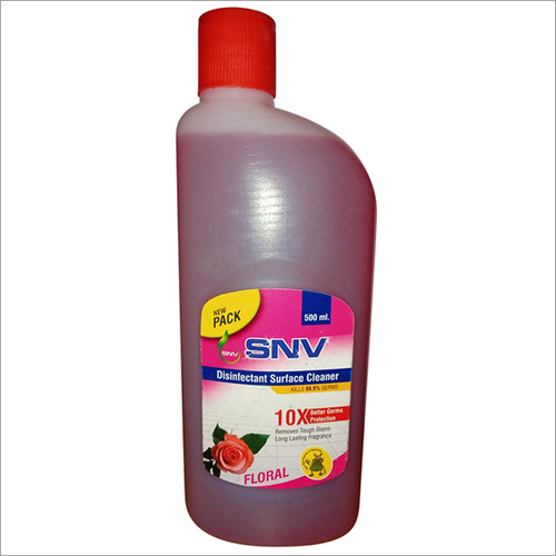 Floral Disinfectant Surface Cleaner
