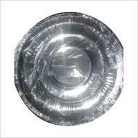 Silver Coated Disposable Paper Plate