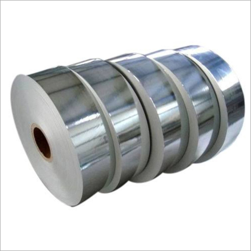 Silver Lamination Paper Roll