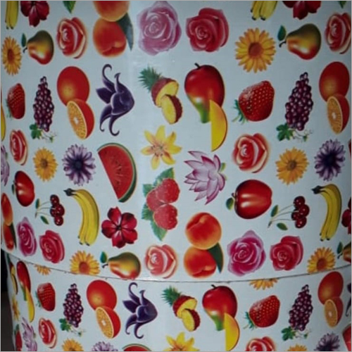 Printed Lamination Paper Roll