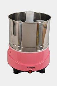 Premier Easy Grind Wet Grinder (World's First Light Weight Grinder) Pink - 2 litres