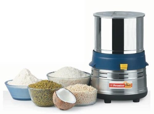 Premier Stainless Steel 1.5L 230V Table Top Wet Grinder