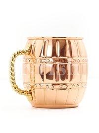 Barrel Shape Mule Mug