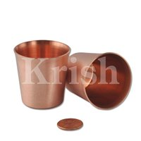 Copper Shot Glass - Heavy