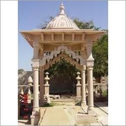 Antique Sandstone Temple