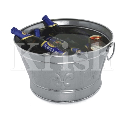 Round Legendary Beer Tub