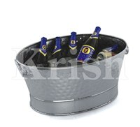 Beer Tub With Bubbles