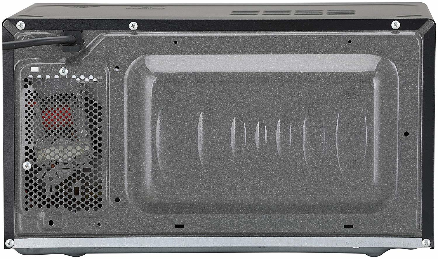 LG 20 L Solo Microwave Oven (MS2043BP, Black) with Free Starter Kit